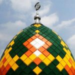 Harga Kubah Masjid Modern Panel Enamel dan Galvalum
