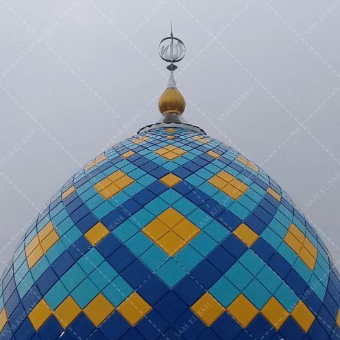 berapa harga kubah masjid