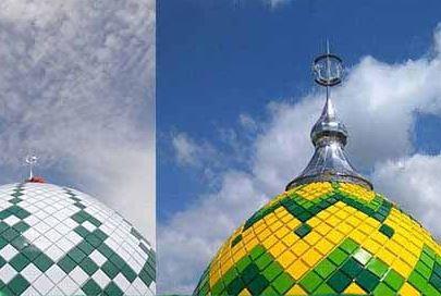 Harga Kubah Masjid ACP