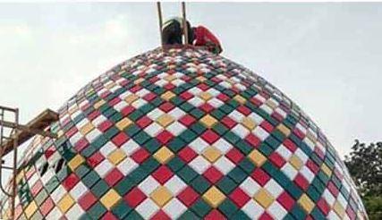 Harga Kubah Masjid Tembaga