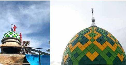 Harga Pembuatan Kubah Masjid