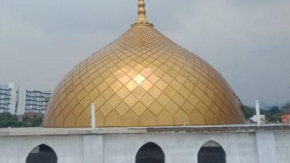 Jasa Pembuatan Kubah Masjid
