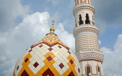 Kontraktor Pembuat Kubah Masjid Bandung
