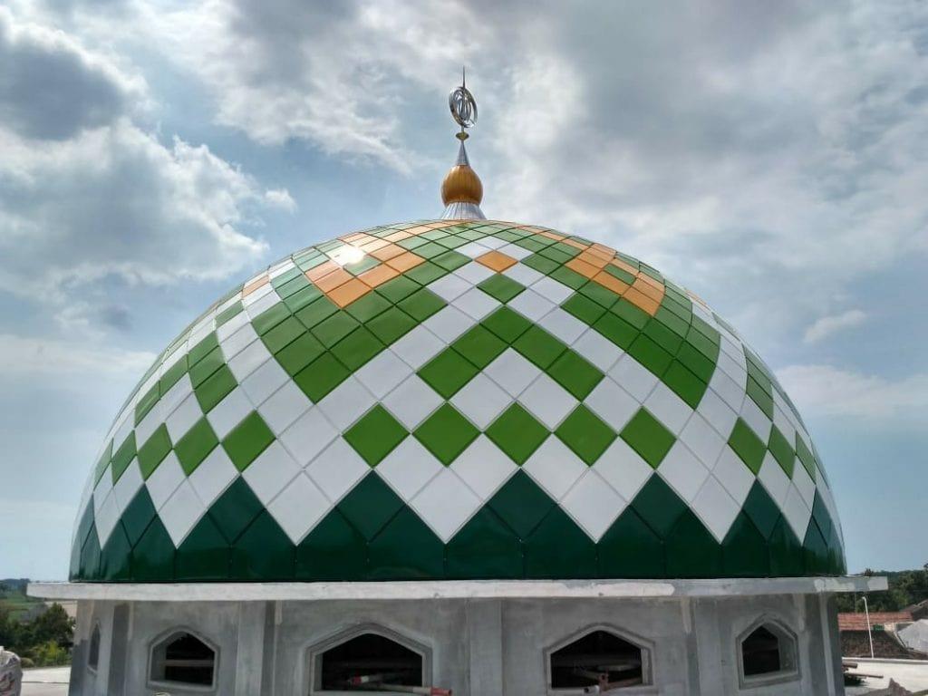 Kontraktor Pembuat Kubah Masjid Semarang