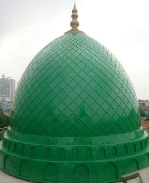Kontraktor Pembuat Kubah Masjid Surabaya