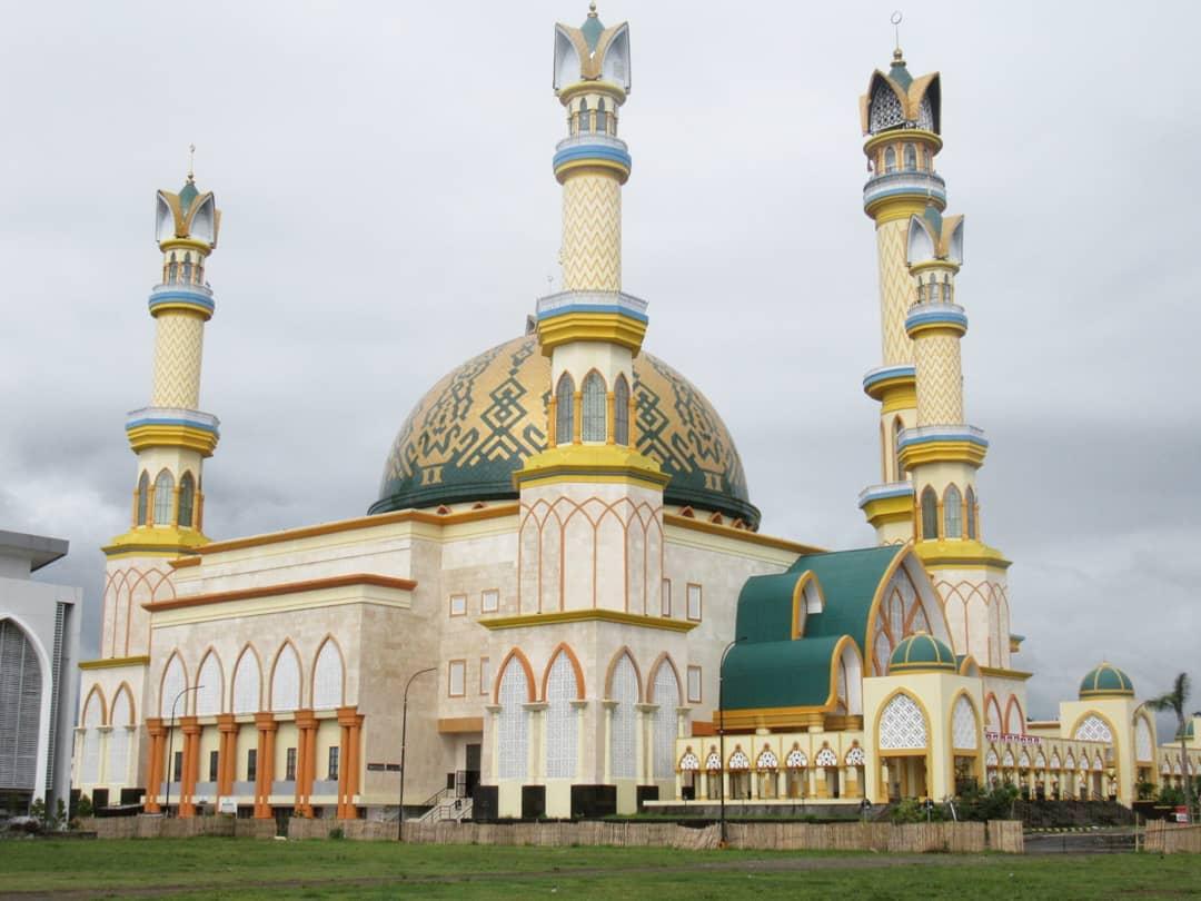 Kontraktor Kubah Masjid Papua Jayapura
