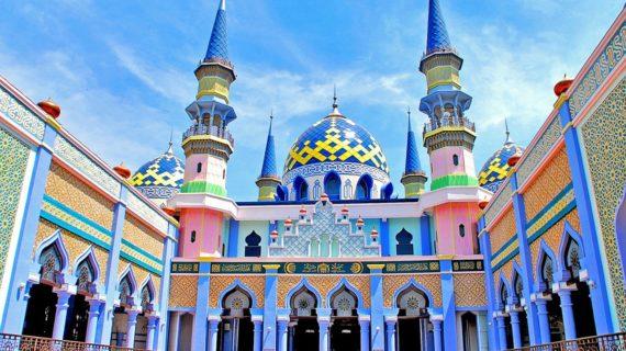 Kontraktor Pembuat Kubah Masjid Pekanbaru