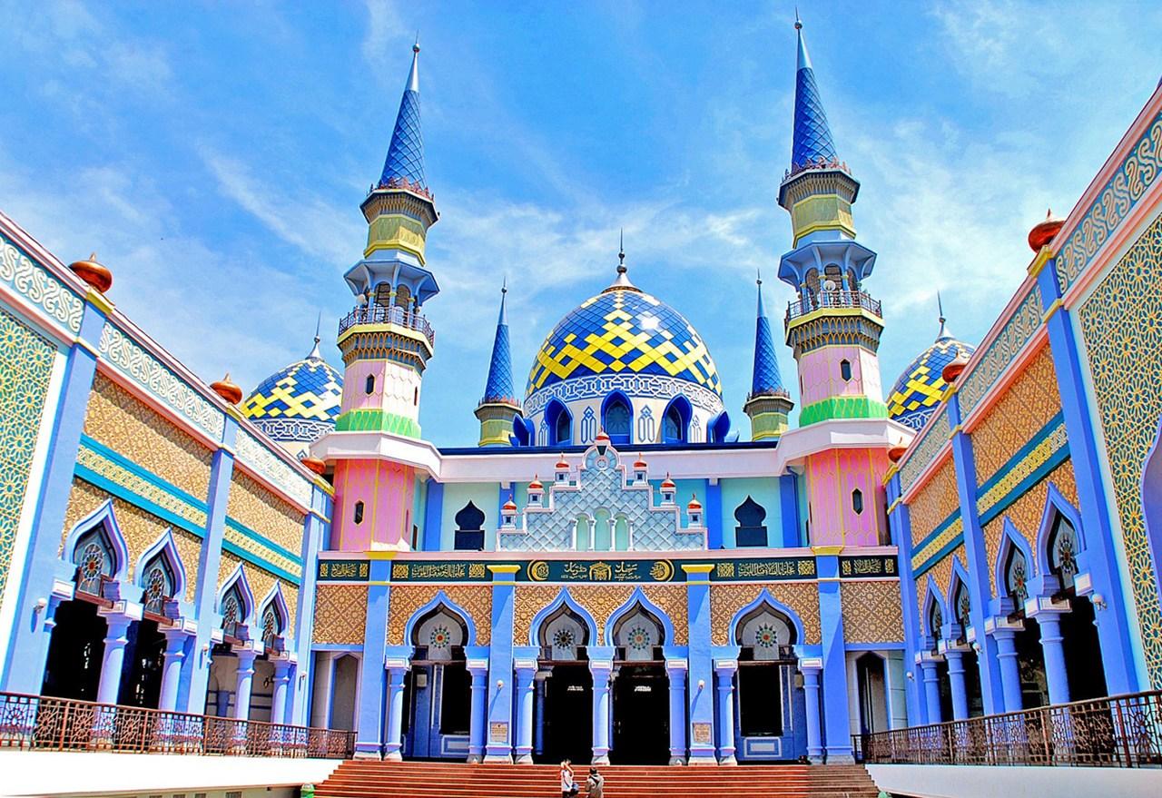 Kontraktor Pembuat Kubah Masjid Pekanbaru Riau