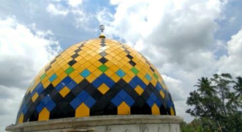 Kontraktor Kubah Masjid Ambon