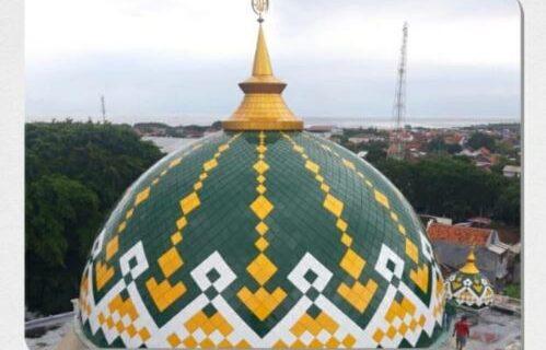 Kontraktor Kubah Masjid Banda Aceh