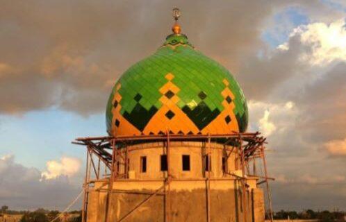 Kontraktor Kubah Masjid Bandar Lampung