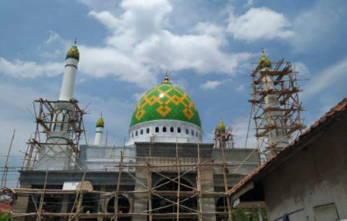 Kontraktor Kubah Masjid Bengkulu