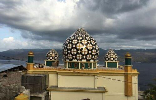 Kontraktor Kubah Masjid Bogor