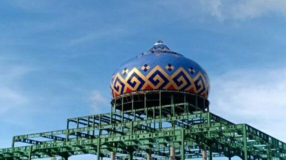 Kontraktor Kubah Masjid Jayapura