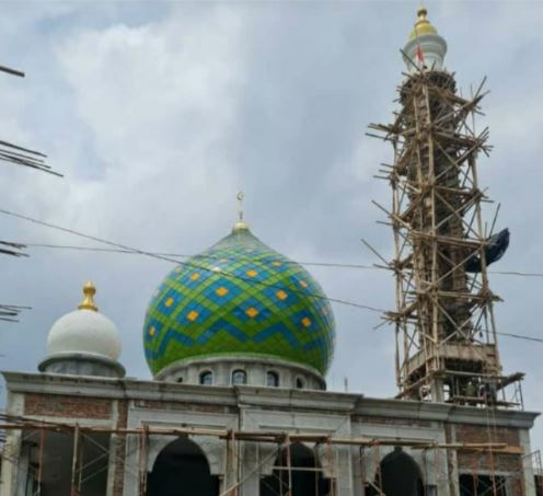 Kontraktor Kubah Masjid Lombok