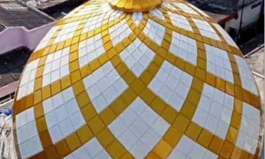 Kontraktor Kubah Masjid Manokwari