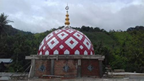 Kontraktor Kubah Masjid Padang