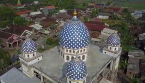 Kontraktor Kubah Masjid Palembang