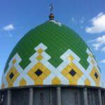 Kontraktor Kubah Masjid Palu
