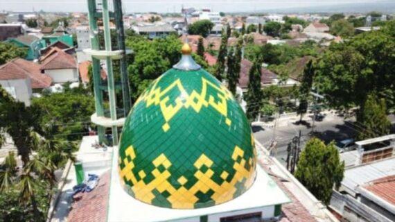 Kontraktor Kubah Masjid Pangkal Pinang